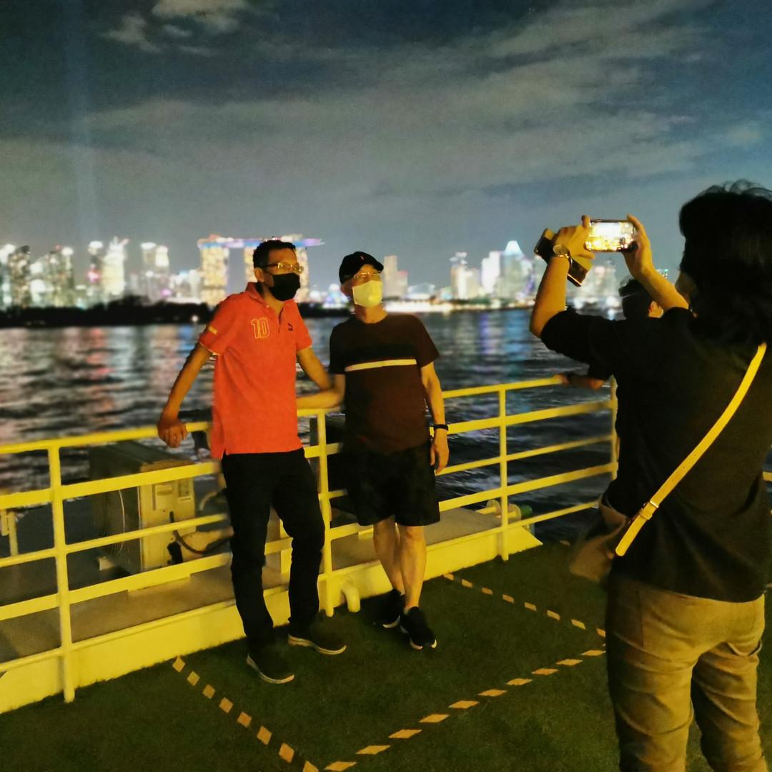 Things to do in Marina Bay