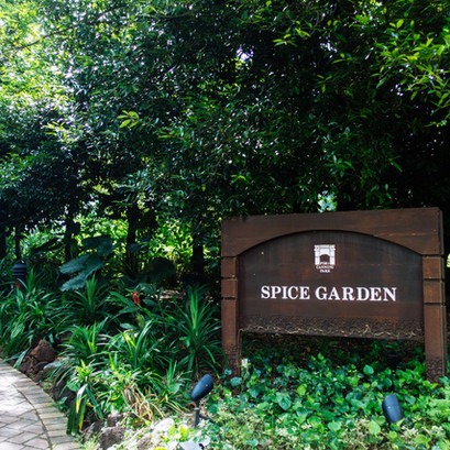 Spice Garden on Virtual Fort Canning Tour