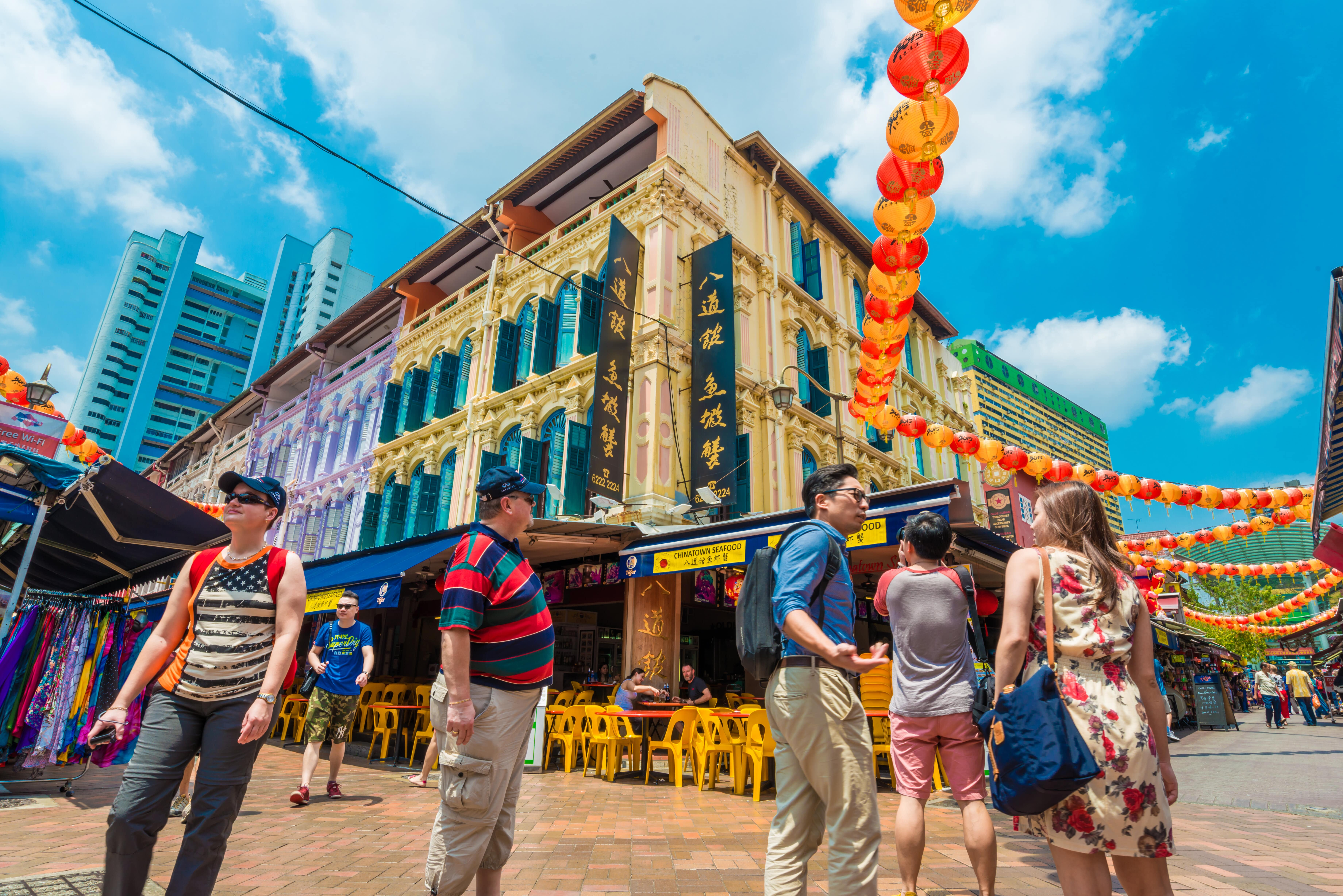 Singaporediscovers walking tours