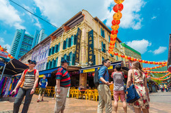 Singaporediscovers walking tours