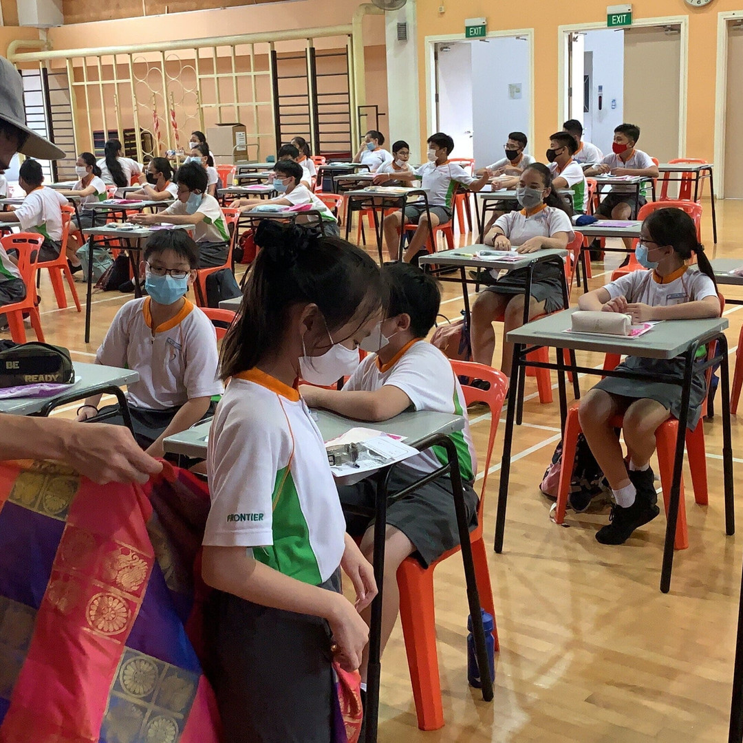 hands on activities in school