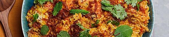 Rice and Biryani