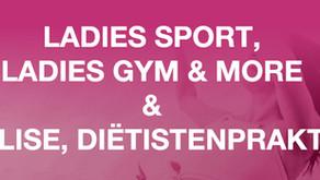 Samenwerking Ladies Sport & Vitalise