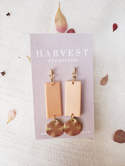 Harvest Creations SONNI earrings