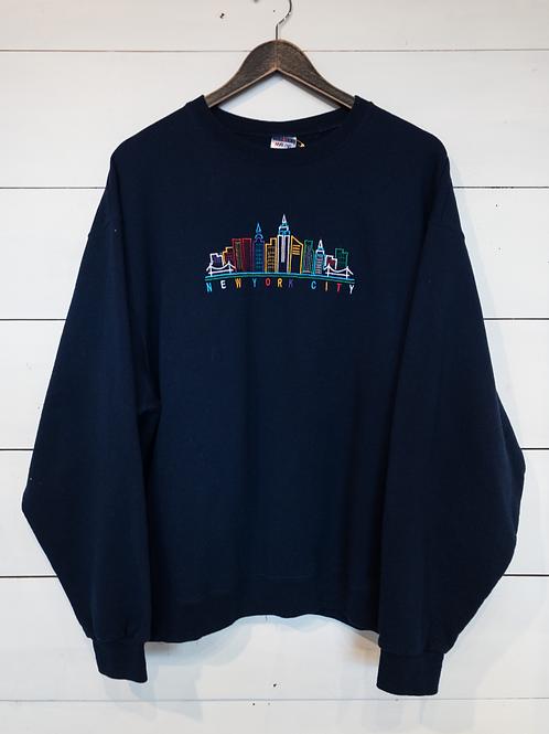 Navy NYC Sweatshirt