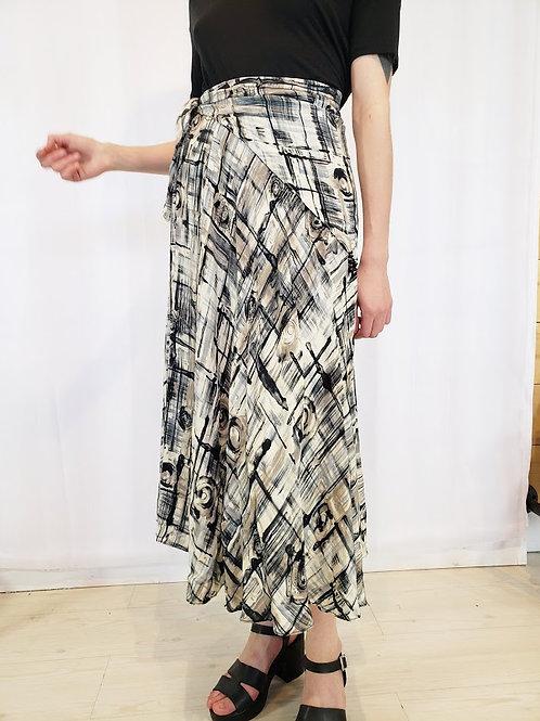Elina Createur Art Print Skirt