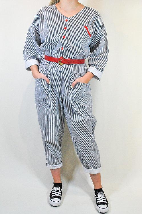 Hang Ten 80's Jumpsuit