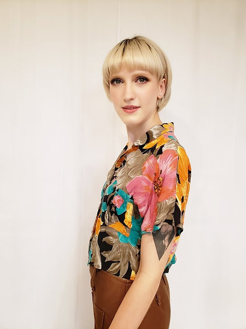 Carole Little Tropical Top