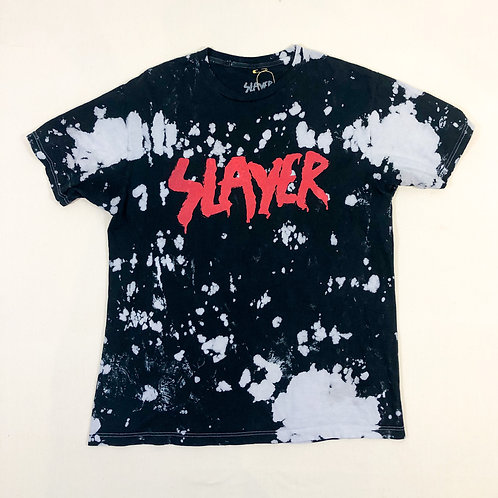 Slayer Tie Dye Tee