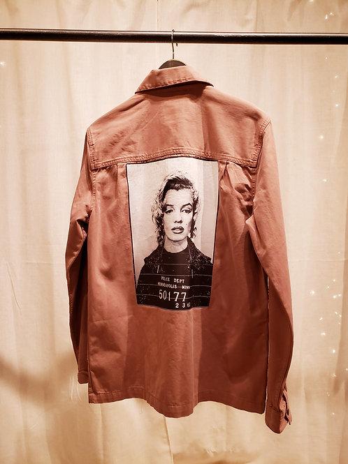 NMN Vintage Marilyn Art Jacket