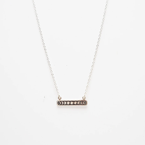 Phazed Necklace by The Pirate + the Gypsy