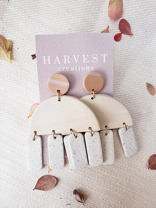 Harvest Creations ASTRID earrings