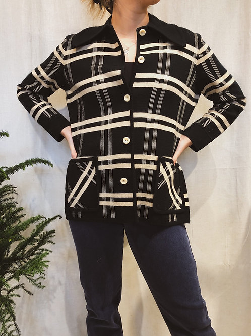 Vintage Sweater Coat