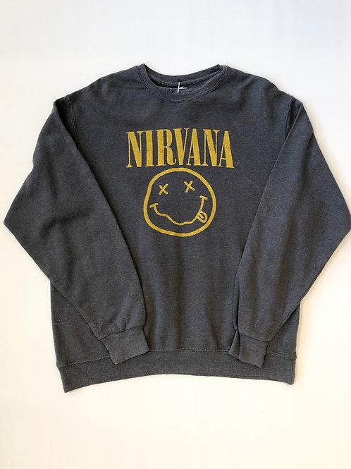 Nirvana Smile Sweatshirt