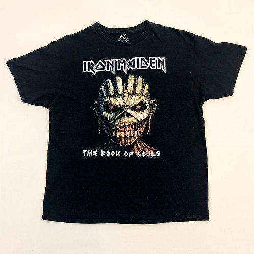 Iron Maiden Book of Souls Tee