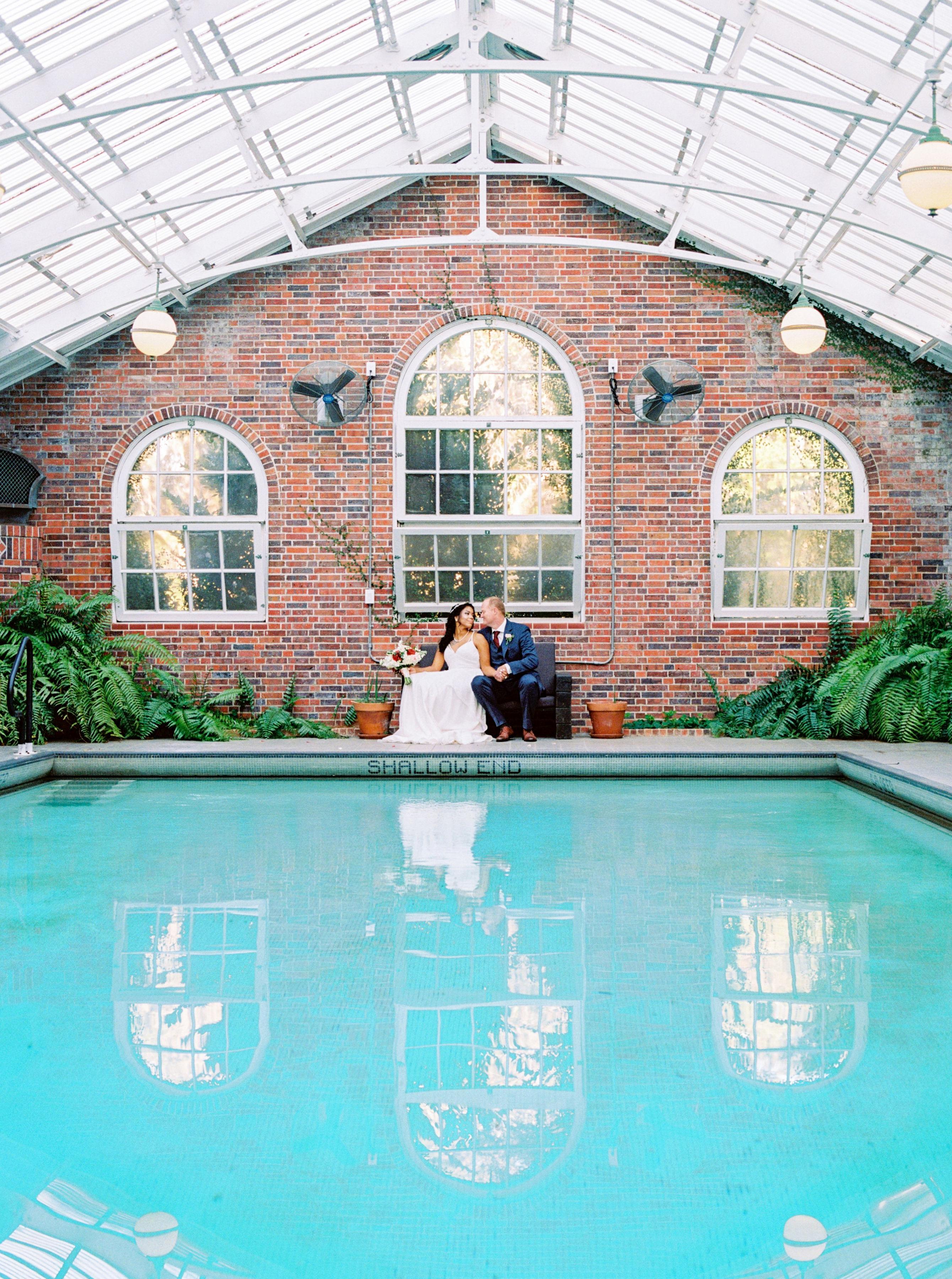 Pool House - Lisa Silva