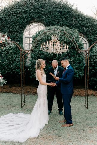 South Eden Plantation - Poolhouse Wedding Venue