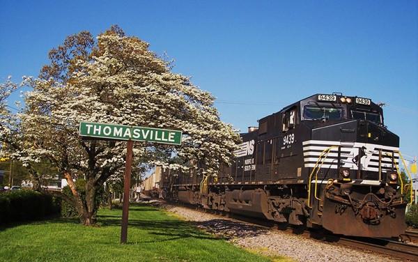 Thomasville Train