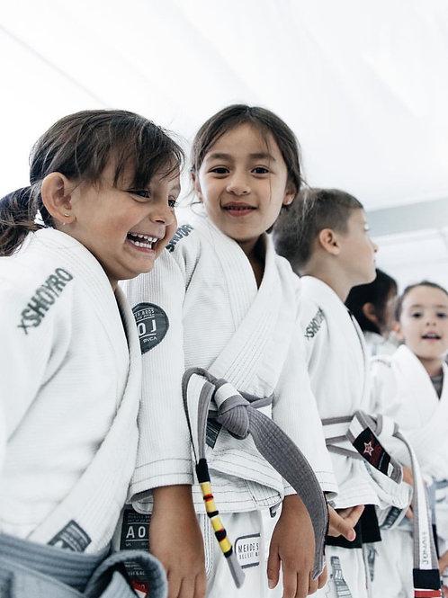 Tuesday Brazilian Jiujitsu 5:10-6:00pm (GI CLASS)