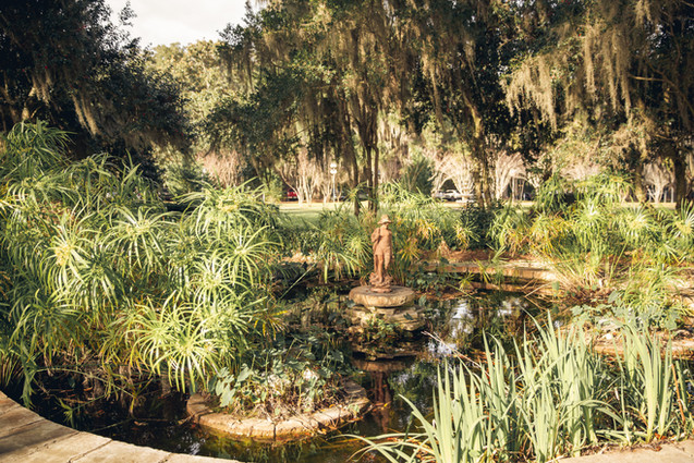 South Eden Plantation - Gardens