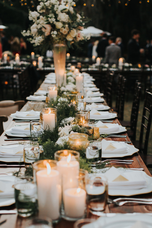 South Eden Plantation -Catering and Decor