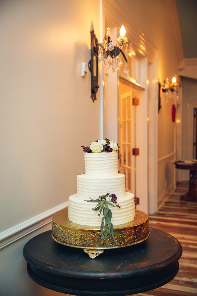 South Eden Plantation - Wedding Cakes