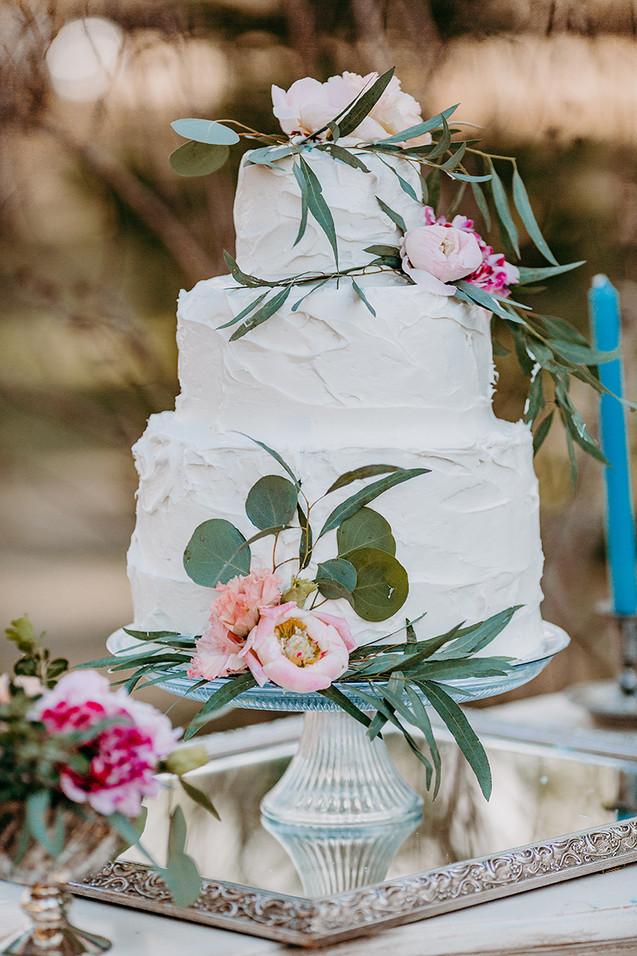 South Eden Plantation - Wedding Cake