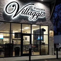 Night Time at The Villaggio