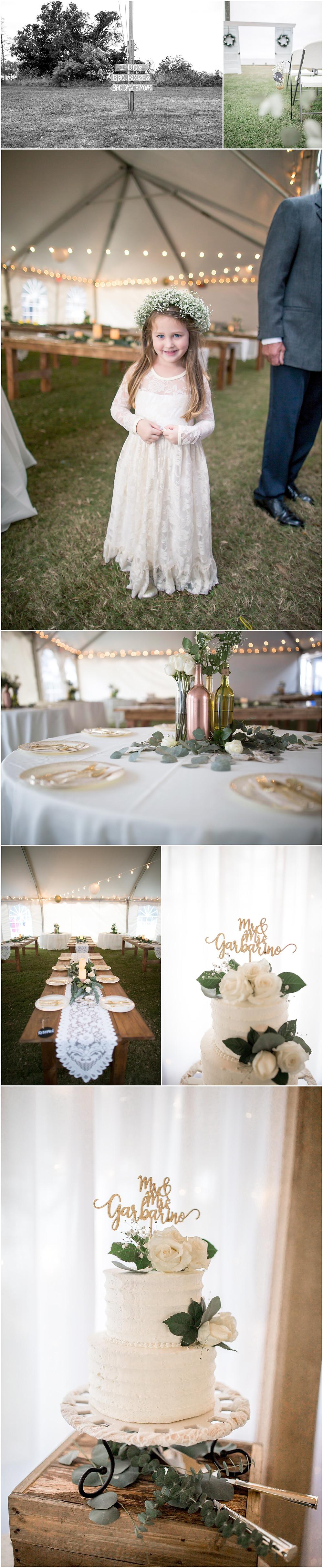Wedding signs, Flower Girl, Wedding Cake, North Carolina Wedding