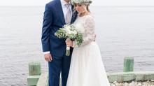 Amanda and Brenton's Wedding - North Marina - Southern Shores, North Carolina