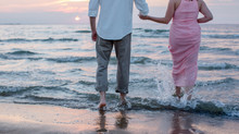 Bianca and Connor's Engagement Session - First Landing State Park- Virginia Beach, VA