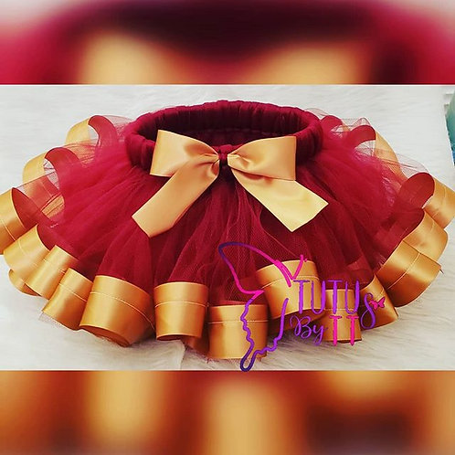 RIBBON TRIMMED TUTU ONLY