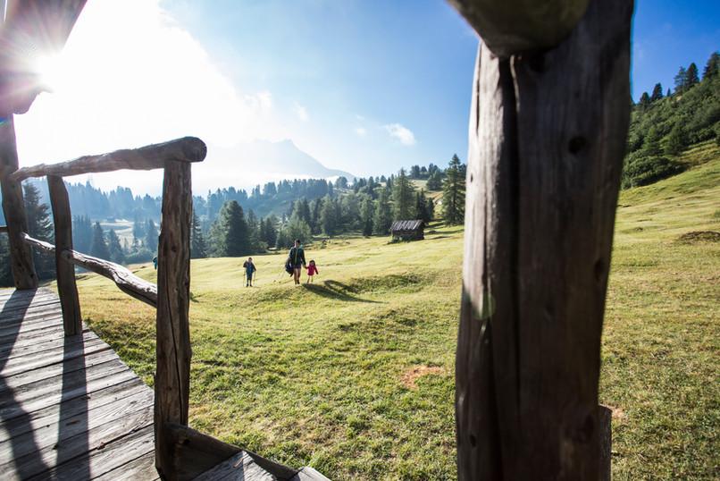Wanderung Tiroler Oberland