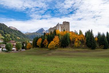 Schloss Naudersberg - Herbststimmung