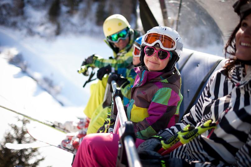 Skigebiete Tiroler Oberland
