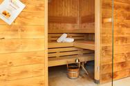 Wellnessdetail Sauna