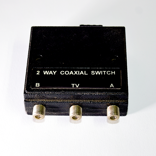 SWITCH COAXIAL 2 WAY (GUIAS)