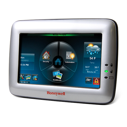 HONEYWELL ADEMCO 6280W COLOR TOUCH-SCREEN KEYPAD