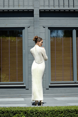 Custom-made Couture prom dress          of your dream