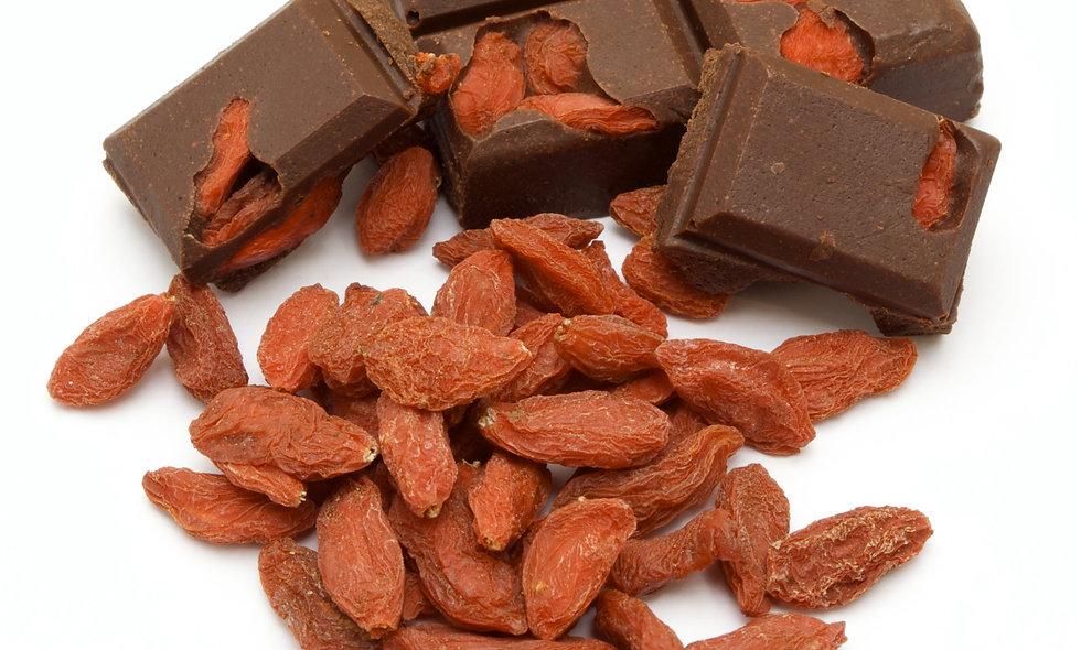Goji in Schokolade - Granola of Live Swiss