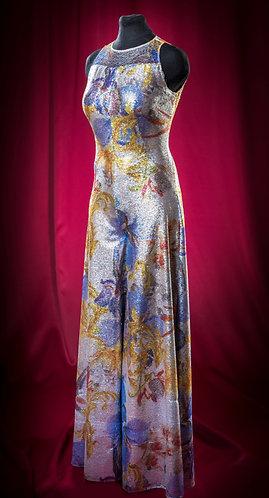Комбинезон из паеток JoseMaruaRuiz.  DressTheatre Couture by Dora Blank