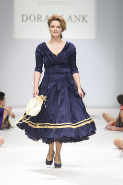 DressTheatre Couture by Dora Blank. Only D - 247