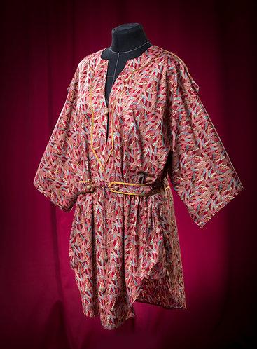 Tunica dress made of coton DressTheatre Couture