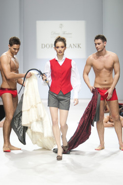 DressTheatre Couture by Dora Blank. Only D - 010