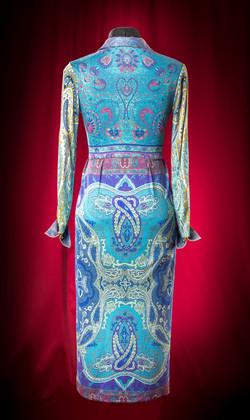Платье из трикотажа. DressTheatre