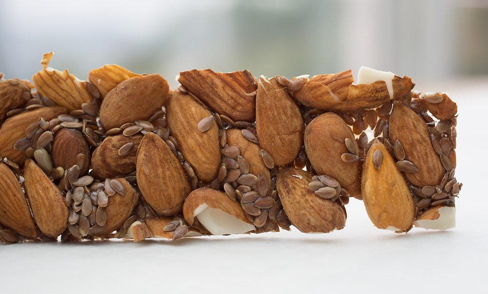 Raw Almond Energy Bar