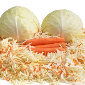 Sauerkraut - Antioxidans in Aktion