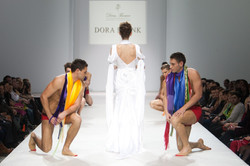 DressTheatre Couture by Dora Blank. Only D - 252