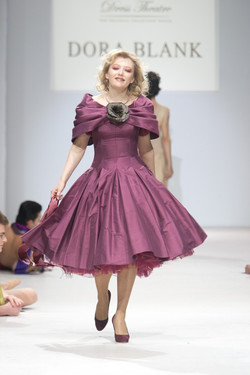 DressTheatre Couture by Dora Blank. Only D - 231