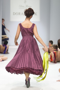 DressTheatre Couture by Dora Blank. Only D - 244
